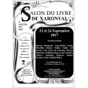 SALON DU LIVRE DE XARONVAL (88), DIMANCHE 24 SEPTEMBRE