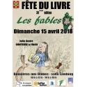 39e SALON DU LIVRE DE BOUXIERES AUX DAMES (54), dimanche 15 avril 2018