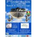 3e GRENIER AUX MOTS, salon du livre de Thaon-les Vosges, Capavenir, 88