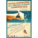 FESTIVAL INTERNATIONAL DE LA CREATION LITTERAIRE DE MIRECOURT 2018, 09 et 10 novembre
