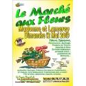 MARCHE AUX FLEURS DE MADONNE ET LAMEREY, DIMANCHE 12 MAI 2019