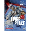 LE LIVRE SUR LA PLACE - 10 au 12 septembre 2021 - Place Carrière - NANCY (54)