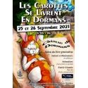 LES CAROTTES SE LIVRENT EN DORMANS, samedi 25 et dimanche 26 septembre 2021
